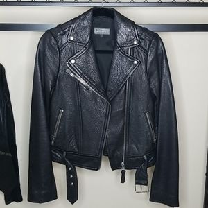 Mackage Rumer Leather Jacket